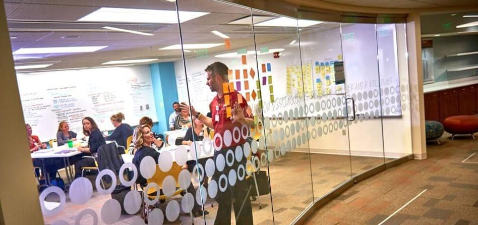 corporate innovation centers - columbus regional health center