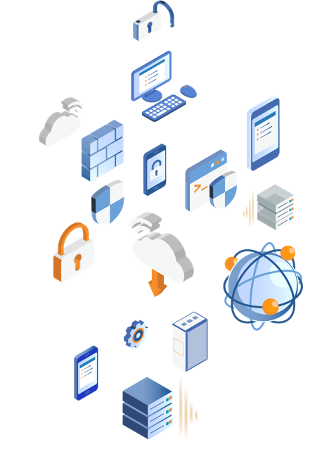 Protection of Innovation - data center