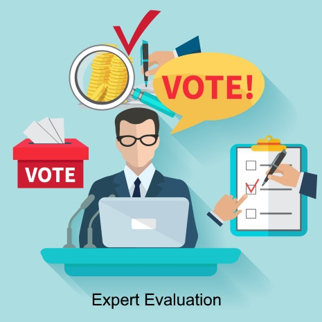 Idea Evaluation Criteria - Expert evaluation