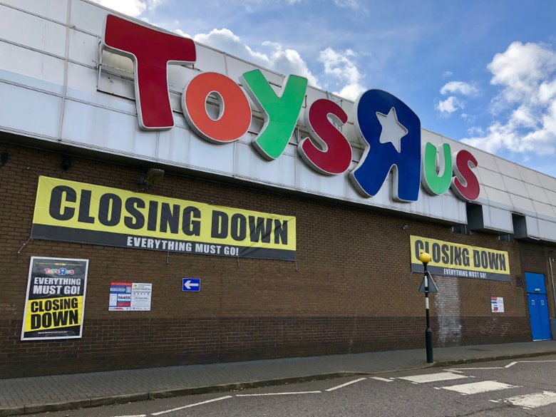 Business Failure Case Study - Toys R Us