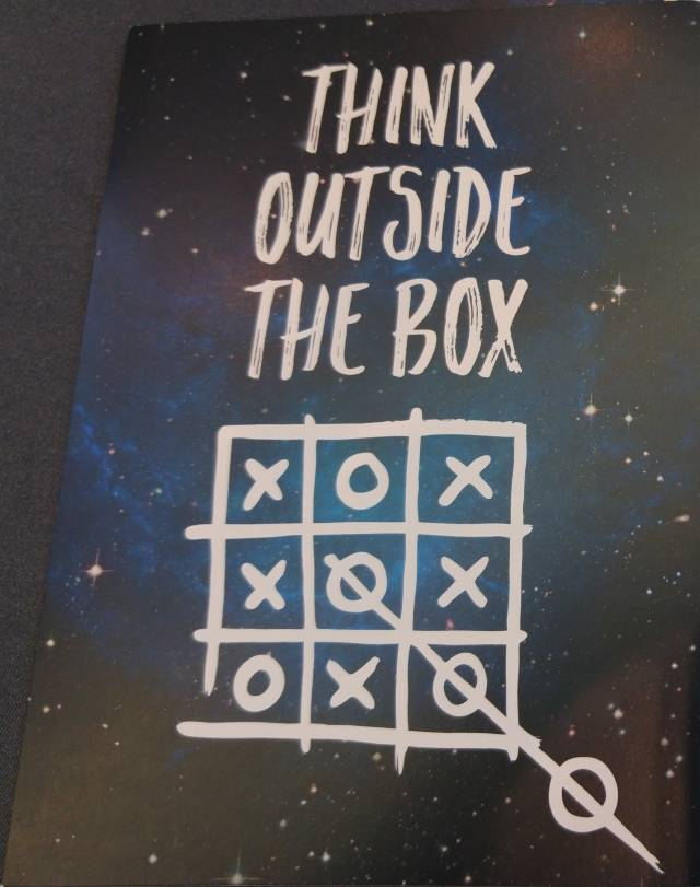 Business Innovation Forum - think outside the box