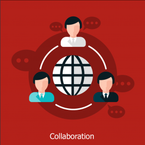 Innovation in R&D - collaboration in innovation management solutions
